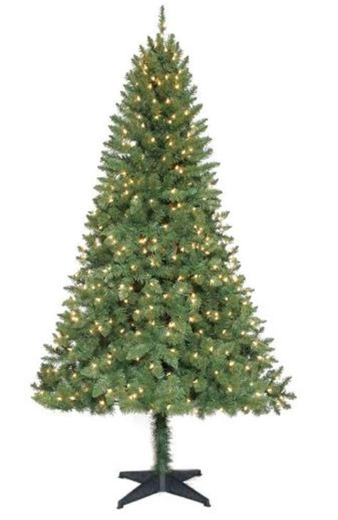 cvs christmas trees pre lit 6 5 foot pre lit verde pine tree with lights just 13 75 shipped reg 54 99