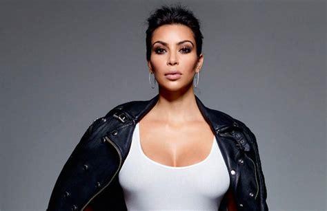 nuevas imagenes kim kardashian kim kardashian portada elle enero 2015 fama o drama