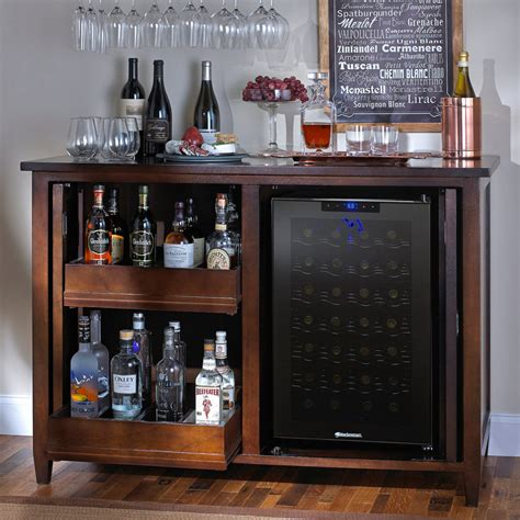 table top bar cabinet bar cabinet decorating ideas featuring teak wood frames