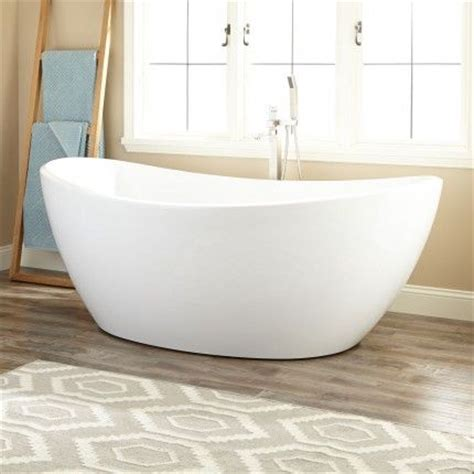 freestanding bathtub with jets 75 quot nordman acrylic freestanding tub master bed and bath