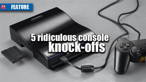 Knock Out Knock Offs by 5 Console Knock Offs