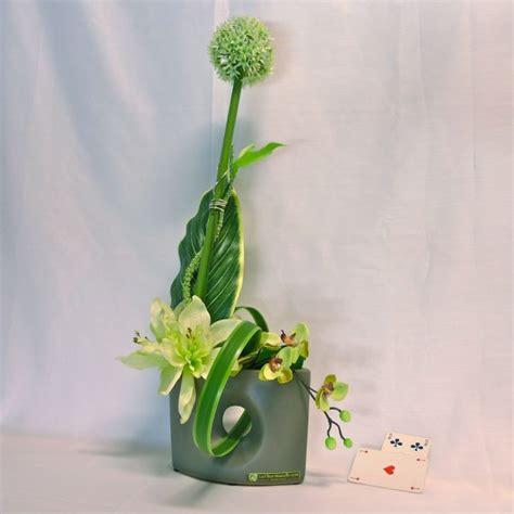 decoration artificial silk flower arrangement modern and