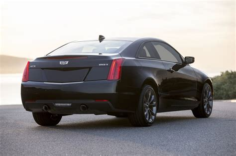 The Black Cadillacs by Official Cadillac Ats And Cts Black Chrome