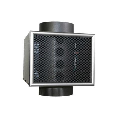 wood stove pipe fan vogelzang hr 8 8 quot wood stove heat reclaimer fan blower ebay