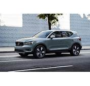 This Is The New 2018 XC40 Small SUV Boasting With Care By