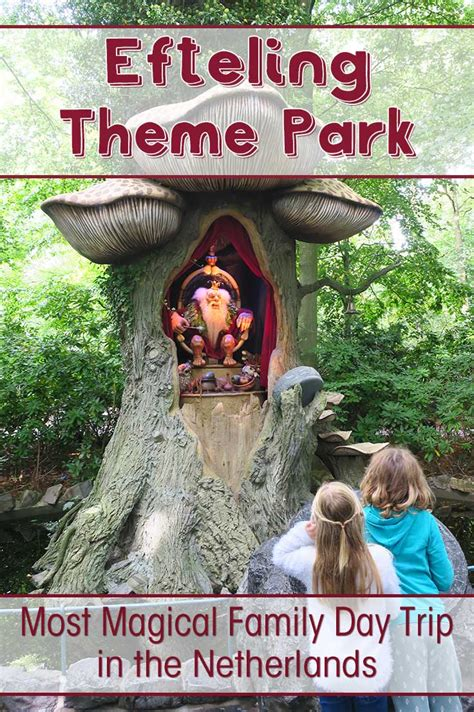 efteling theme park 101 introduction guide to europe s
