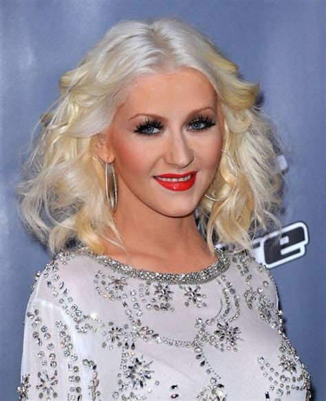 Aguilera Is Probably by Aguilera S Makeover Lainey Gossip Entertainment