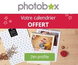 Calendrier Photobox Photobox Un Calendrier Photo Mural A4 Offert Hors Frais