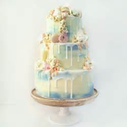 merry brides new trend drip cakes