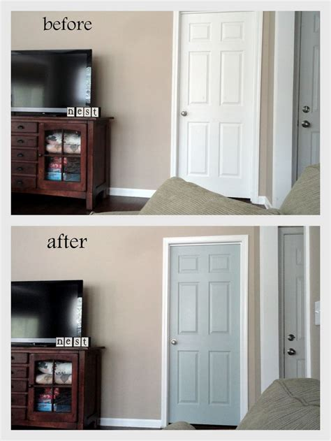 best 25 painted interior doors ideas on
