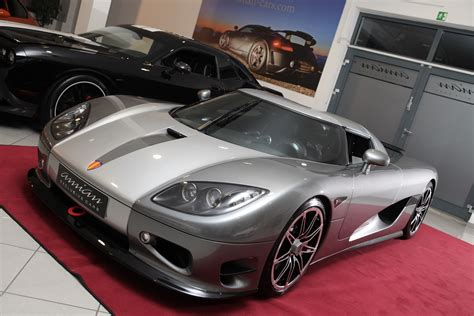 Koenigsegg One For Sale One Koenigsegg Ccr Evolution For Sale Gtspirit