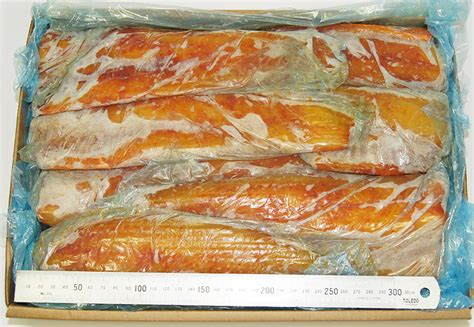 Snappy Tom Salmon With Chicken 1 5kg Makanan Kucing Snappy Tom Salmo smoked cod 10 37 kg 5 kg box seafood warehouse