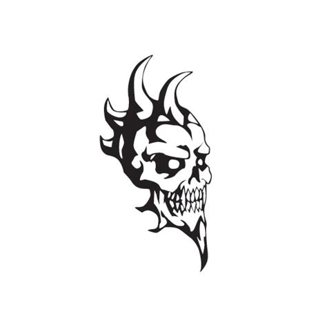 easy tattoo transfer paper transfer tattoo skull 2 mot myrdal orthopedics