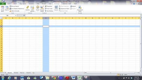 tutorial excel avanzado resaltar la fila y columna activas 171 excel avanzado