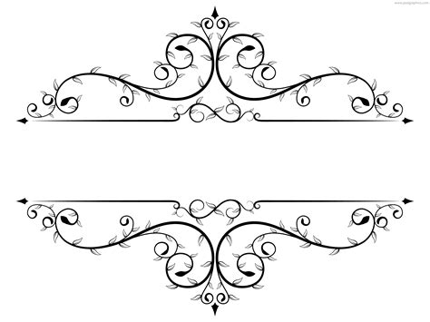 png templates for photoshop floral frame template png psdgraphics