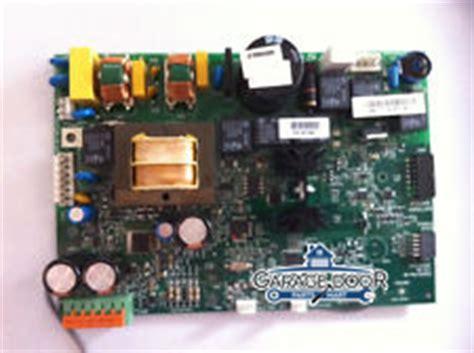 Genie Intellig 1000 Garage Door Opener Circuit Board Assembly by Genie Intellig 1200 Garage Door Opener Circuit Board
