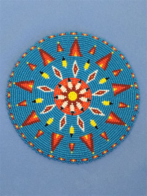 beaded medallions beaded medalions 014 sharps indian store pawn shop