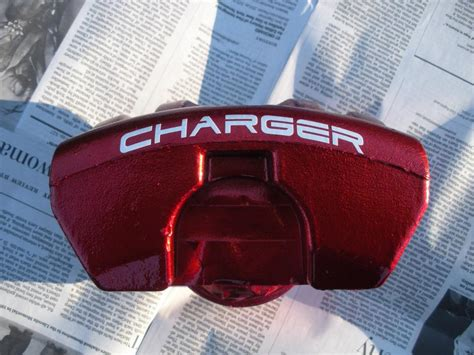 painted  brake calipers step  step dodge charger forums