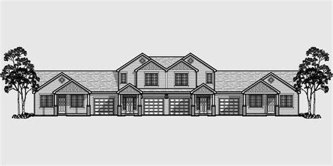 Multi Level House Floor Plans multiplex house plans multi level house plans f 543