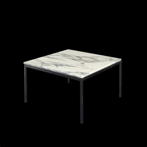 table basse knoll marbre florence knoll n 233 e en 1917 knoll international 233 diteur