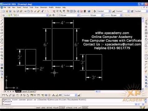 autocad tutorial in urdu video free download full download how to draw polyline in autocad urdu
