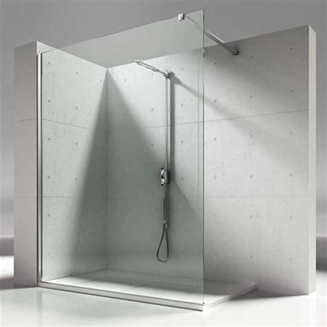 cristallo per doccia cristallo fisso per doccia modello skin di vismara cm 120