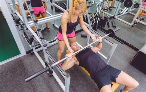 bench press vs dumbbell press dumbbell press vs bench press livestrong com