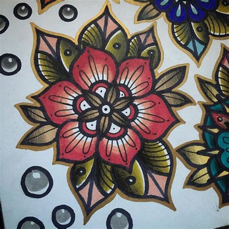 traditional mandala tattoo 1000 ideas about neo traditional on