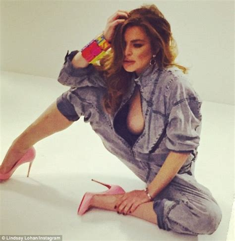 Another Letter From Lohan by Lindsay Lohan Strips To Skimpy For Notion