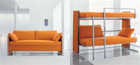 the sofa bunk bed