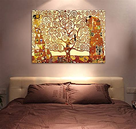 watercolors home and office decor on pinterest wieco art tree of life giclee canvas prints gustav klimt