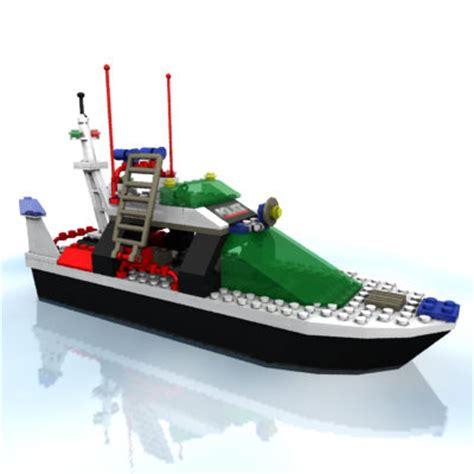lego yacht tutorial lego police boat ma