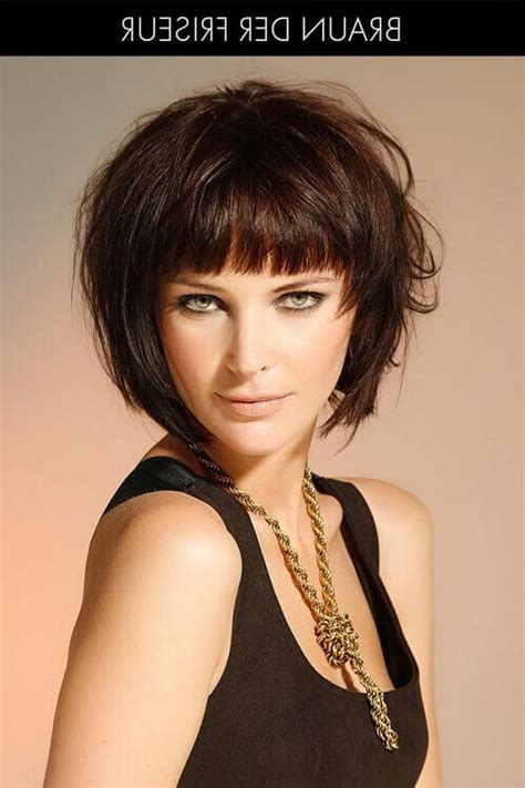 21 nice and flattering hairstyles with bangs hair type inverted bob hairstyle with blunt bangs hairstyles