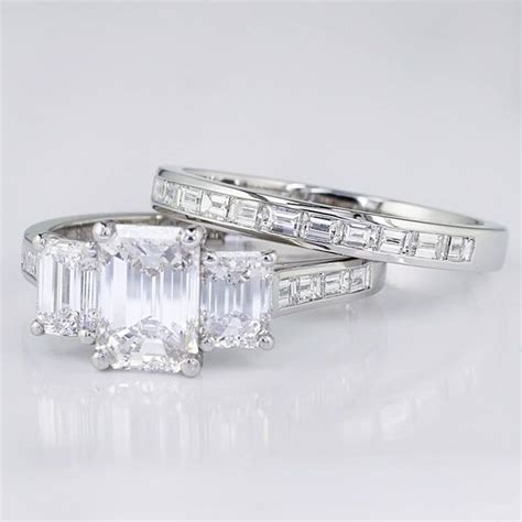 Set Avian Chenel 174 best emerald cut engagement rings images on emerald cut emerald