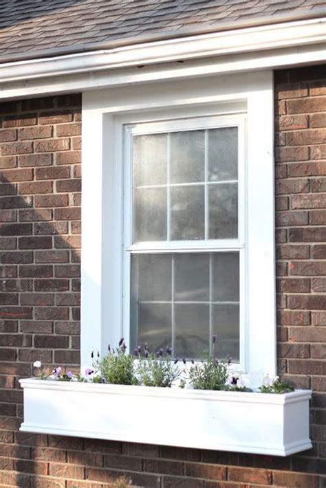 Window Box Planters Diy by 25 Wonderful Diy Window Box Planters Home Design And