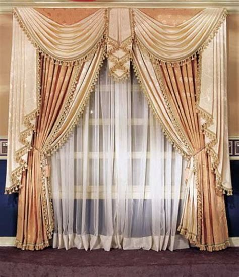 curtain with valance designs curtain design ideas interior design