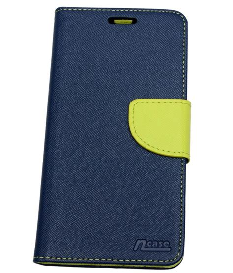 Flip Cover Lenovo 296 ncase flip cover for lenovo k3 note blue flip covers at low prices snapdeal india