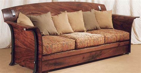 arts and crafts couch arts and crafts style sofa finewoodworking