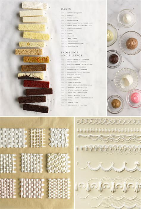 Wedding Cake Inspiration From Martha Stewart
