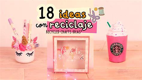 ideas para decorar tu cuarto de unicornio ideas incre 205 bles con reciclaje para decorar tu habitaci 211 n