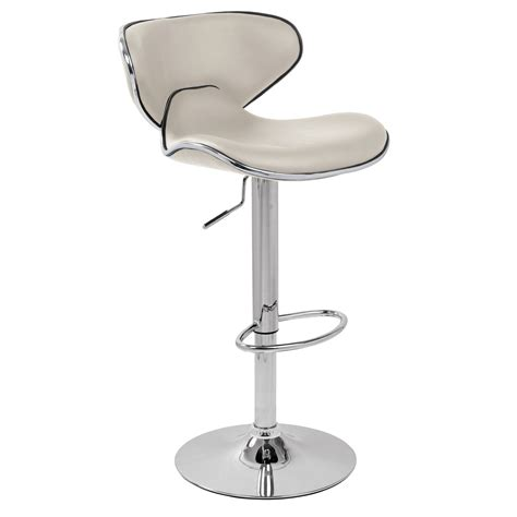 kitchen bar stools white carcaso bar stool white
