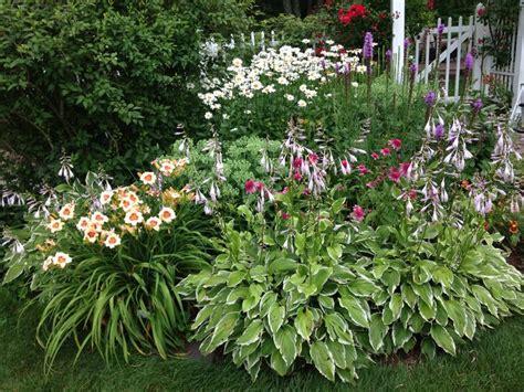 Perennial Flower Garden Ideas Perennial Garden Landscape Ideas