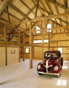 Gambrel Barns old fashioned timber frame barn rustic garage and shed