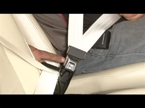 mustang retractable 3 point seat belt 1965 1973