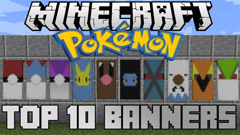 how to design your banner in game of thrones ascent minecraft top 10 pokemon banners with tutorial youtube