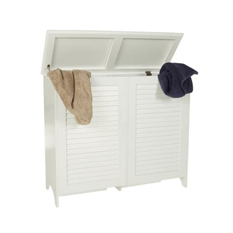 Howards Storage World Sterilite Ultra Hiphold Laundry White Wood Laundry