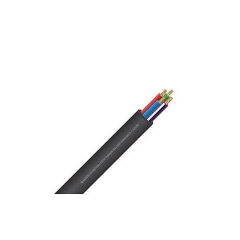 Kabel Nyaf 1x 075 Perdana led kabel 4 aderig 3x0 5 1x0 75 beige rgb multicolor rol 100m