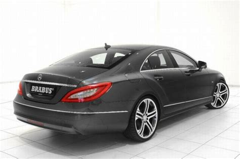 Modification Program Cars by Brabus Releases Images Of Its 2011 Mercedes Cls