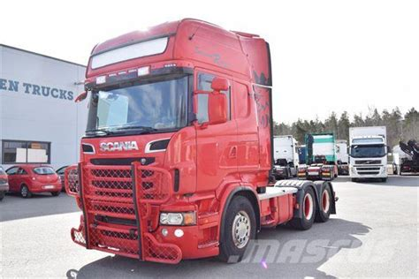 used scania r730 6x4 tractor units year 2012 price