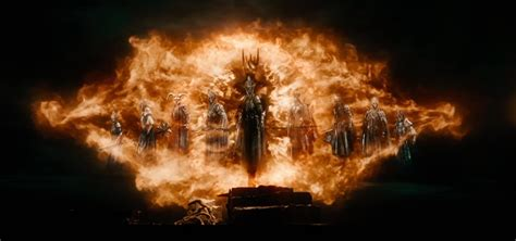 nazgul the hobbit musings of a tolkienist the dol guldur sequence that